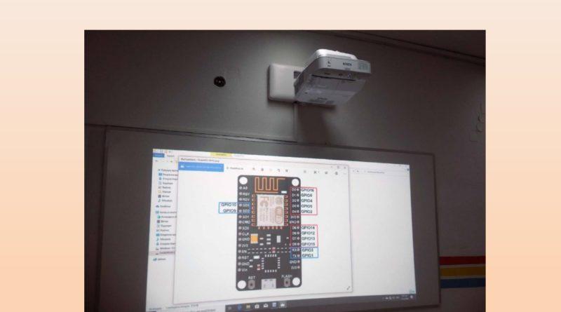 Προγραμματίζοντας την πλακέτα NodeMCU σε περιβάλλον Arduino